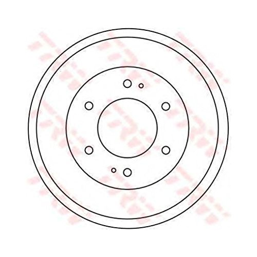 TRW DB4291 Brake Drums: