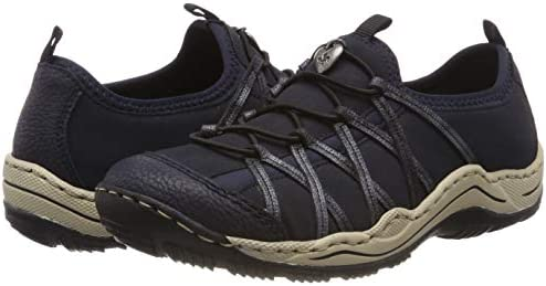 Rieker Damen L0559 15 Sneaker: : Schuhe & Handtaschen UrNAK
