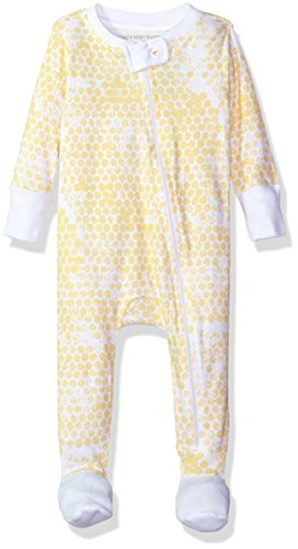 Organic Cotton Footie Pajamas - 8