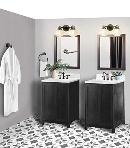 Bathroom vanity espresso