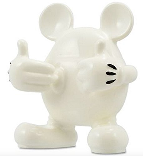 Walt Disney World Park Exclusive Mickey Mouse Figural White