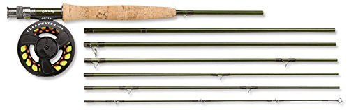 Orvis Frequent Flyer 906-7 Fly Rod Outfit (9'0'', 6wt, 7pc)