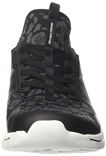 Grey Changing Skechers Game 2 Entrenadores Black Mujer para 0 Burst Negro UIqIgnFv