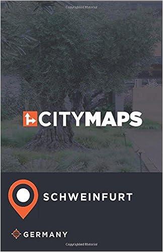 City Maps Schweinfurt Germany Amazon In James Mcfee Books