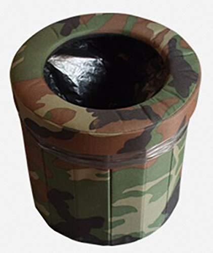- Camping Portable Toilet Urine Bottle Bag Travel Potty Urine Funnel for Unisex Men Women Children Kids Car Traffic Jam