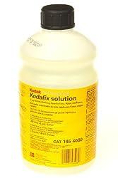 Kodak Kodafix Black & White Film & Paper Fixer With Hardener, Liquid, Makes 1 Gallon For Film, 2 Gallons For Paper.