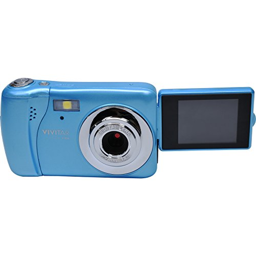 Vivitar ViviCam VXX14 Selfie Digital Camera (Blue)