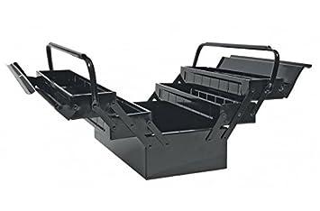 Topex 79r100 - Caisse à outils avec 5 compartimientos (40 cm ...