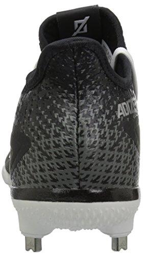 Black Met Ftwr White Afterburner Silver Da Adidas Performanceadizero Adizero Uomo 4 Core 1BxTwq0