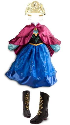 Disney Store Frozen Anna Costume Set
