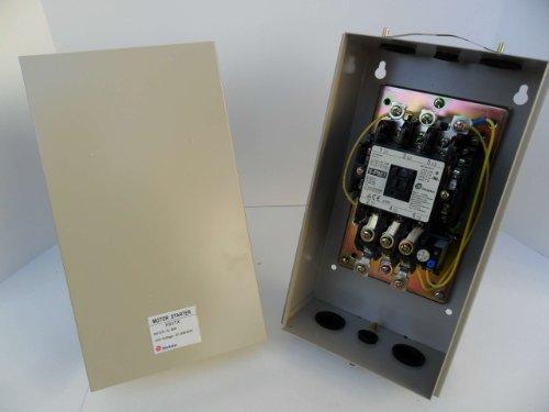 Motor Starter 20 or 25 or 30 hp 3ph 230V magnetic starter...