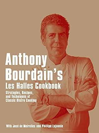 book cover of Les Halles Cookbook