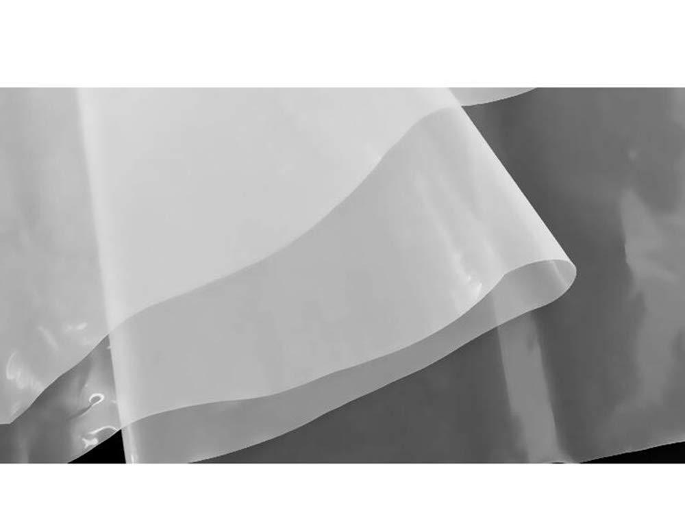 HRFHLHY HRFHLHY HRFHLHY Regenschutztuch, Verdickter Rand Perforiert Transparenter Regenschutz Wasserdichtes Kunststofftuch Fenster Balkon Blaume Schutzabdeckung,3M×4M B07K7MWB74 Zeltplanen Einzelhandelspreis 898383