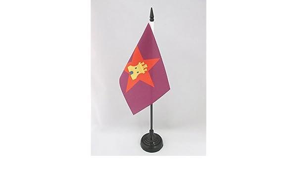 AZ FLAG Bandera de Mesa de Castilla COMUNERA INDEPENDENTISTA ...