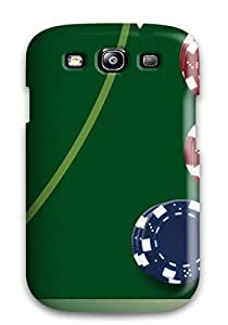 New Fashion Premium PC For Case Samsung Galaxy Note 2 N7100 Cover - Poker