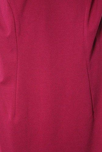 Alexia Admor Moyenne Des Femmes Hors Rouge Robe Fourreau Épaule
