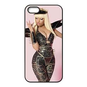 Super Bass iPhone 5 5s Cell Phone Case Black QD9333884