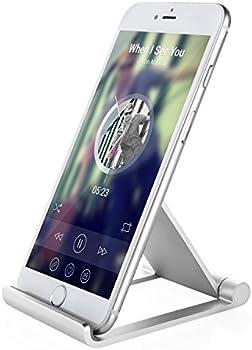 Jellas Multi-Angle Aluminum Phone Adjustable Desktop Holder