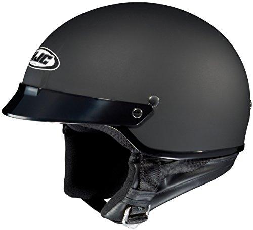 HJC CS-2N Flat Black Size:XXL Motorcycle Open-face-helmet