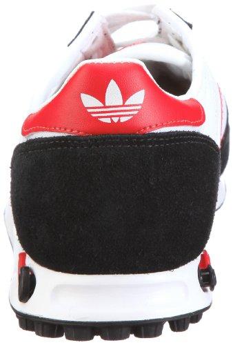 M Mixte Running Adulte Originals Collegiate adidas White Black Trainer Weiss Basses Baskets Red Blanc 1 zdqEwXYw