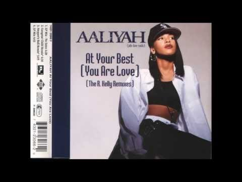(At Your Best) You Are Love (The R. Kelly Remixes)