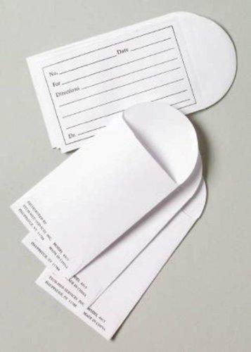 (Medi-Pak White Pill Envelopes 2-1/4 X 3-1/2 Inch - Box of 1000 by McKesson)