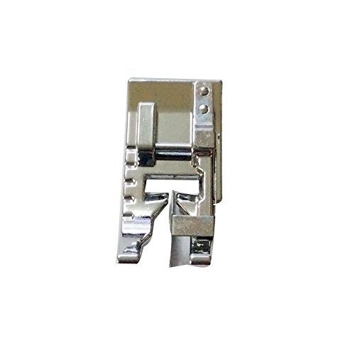 - HONEYSEW Presser foot For Will Fit Singer, Brother, Janome, Toyota, Etc Domestic Sewing Machines (Stitch In Ditch Foot)