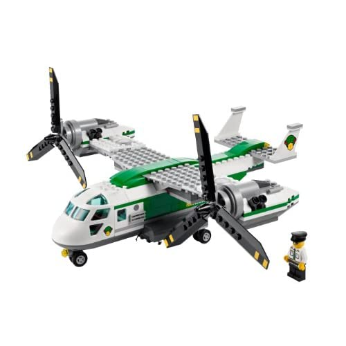 L'avion Soldes Construction City 60021 Jeu Grosses De Lego SGqUzpVM