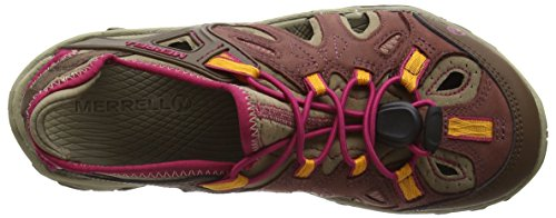 femme Out Blaze All Merrell Red Multicolore Sieve Sandales vTfCxgWBz