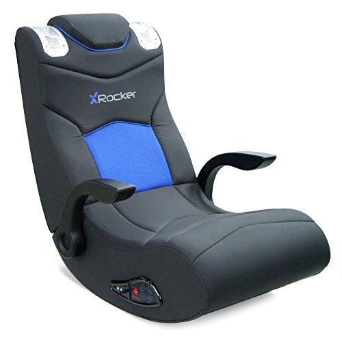 X Rocker Ice Video Rocker Game Chair 5141701