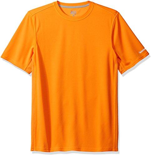 Timberland PRO Men's Wicking Good T-Shirt, Pro Orange, X-Large