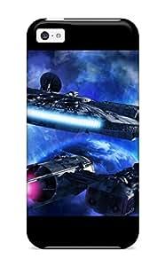 Jesus Hutson castillo's Shop 8686249K23091960 Hot Style Protective Case Cover For Iphone5c(star Wars)