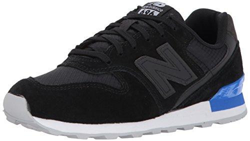 New Balance Women 696 v1 Sneaker Black/Vivid Cobalt