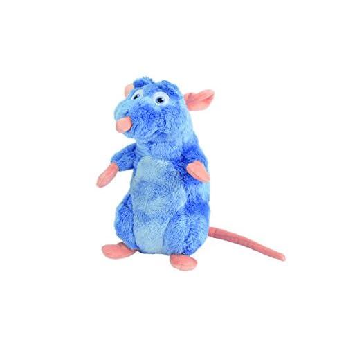Disney Remy UV Peluche Bleu Foncé 25 cm