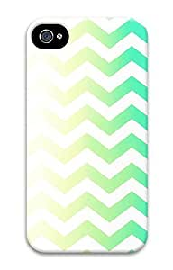 iPhone 4 4S Case Chevron Home Screens 3D Custom iPhone 4 4S Case Cover