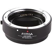 Fotga Auto Focus Af Canon EF EF-S EOS Lens to Sony NEX E Mount Full Framed Adapter Ring Sony NEX-5T NEX-7 NEX-7K NEX-6