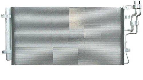 Van Wezel 83005105 Kondensator Klimaanlage