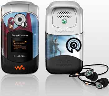sony ericsson w300i robbie williams limited edition on t mobile rh amazon co uk Sony Ericsson W900 Best Sony Ericsson Phone