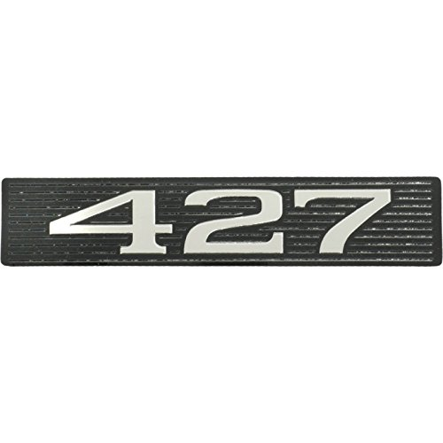 MACs Auto Parts 42-77607 Hood Emblem Insert,