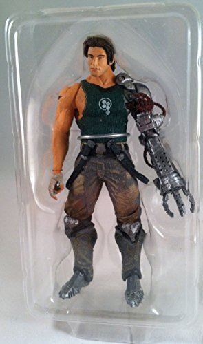 NECA Bionic Commando Nathan Spencer 4 Action Figure by Capcom