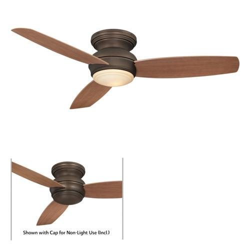 Minka-Aire F594-ORB, Traditional Concept, 52 Ceiling Fan, Oi