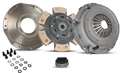 - Clutch Kit Works With Chrysler PT Cruiser Touring Limited Base Street Cruiser 2001-2006 2.4L L4 GAS DOHC Naturally Aspirated(Modular Clutch Kit; Non Turbo; 6-Puck Clutch Disc Stage 2)