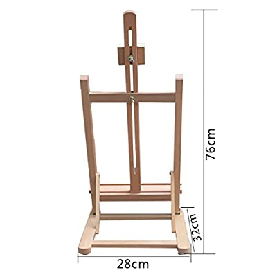 painting easel Box Desktop Desktop Decoration Wood Wood Sketch Sketch Beech Wooden Elm Display Stand easels