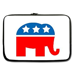 Amazon.com: Vintage USA American Republican Elephant ...