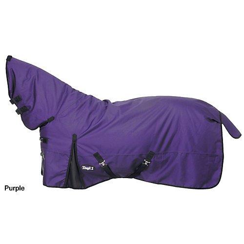 Tough-1 1200D Combo T/O Blanket 300g 78In Purple