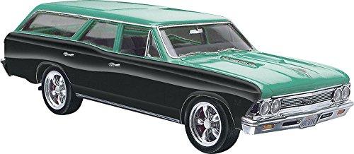 Chevy Chevelle Wagon - Revell/Monogram Revell Muscle '66 Chevelle Station Wagon Kit