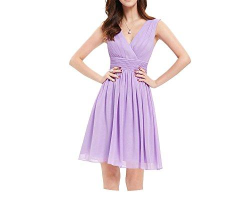 Dresses Black for Party A Line Cute Girls Party Gowns Robe Courte mezuniyet elbiseleri,Lavender,8