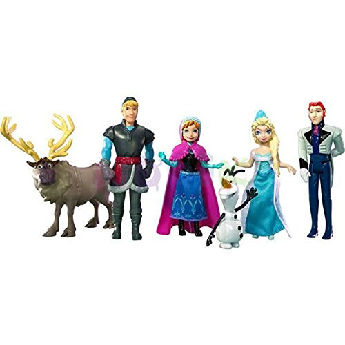 Disney Frozen Complete Story Playset (Discontinued by manufacturer) (Set Frozen)