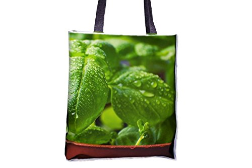 bags professional popular best tote bag Herbs tote bags totes printed tote allover Basil bags totes popular womens' large Food bags Cooking large best professional tote Fresh tote pqgwT0