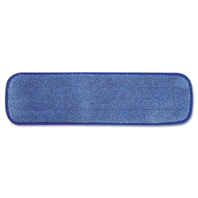 RCPQ41000BLU - Microfiber Wet Room Pad by Rubbermaid